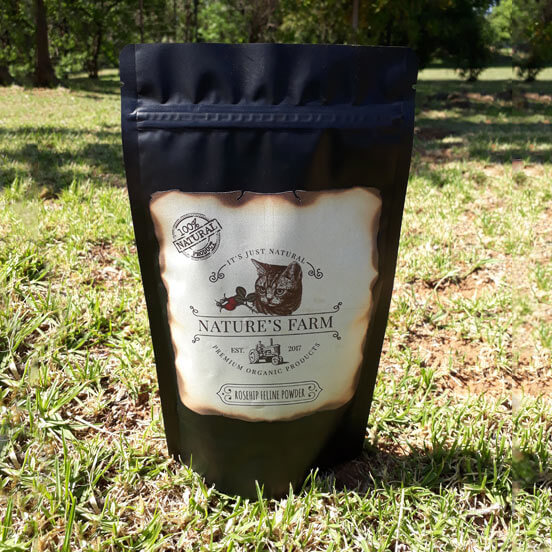 rosehip powder for dogs