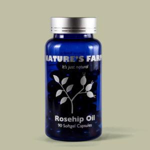 rosehip oil capsules